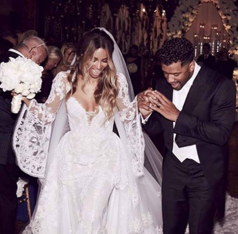 Ciara-and-russell-married
