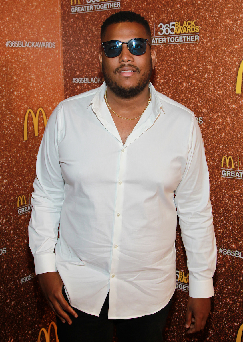 Recording Artist Guordan Banks attends the 13th Annual McDonald's 365 Black Awards at the Ernest Moral Convention Center in New Orleans, LA on Friday, July 1, 2016.