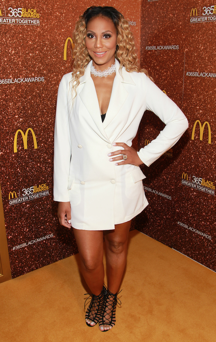 Recording Artist and Reality Television Personality Tamar Braxton attends the 13th Annual McDonald's 365 Black Awards at the Ernest Moral Convention Center in New Orleans, LA on Friday, July 1, 2016.