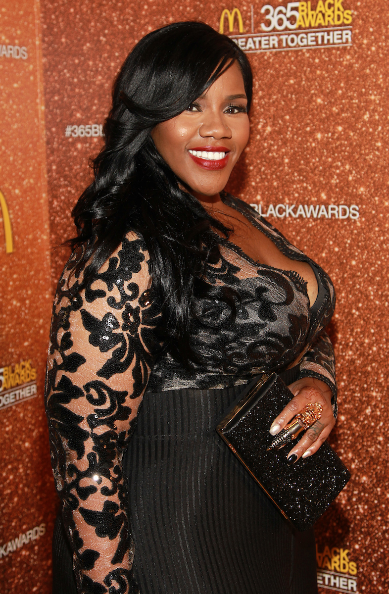 Recording Artist Kelly Price attends the 13th Annual McDonald's 365 Black Awards at the Ernest Moral Convention Center in New Orleans, LA on Friday, July 1, 2016.