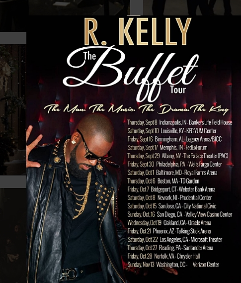 R. Kelly-The-Buffet-Tour