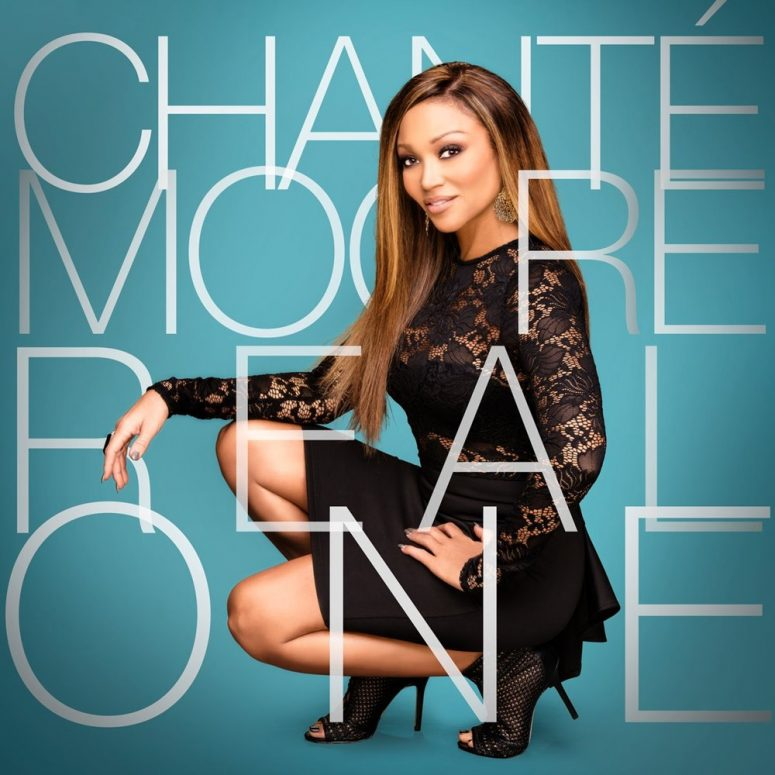 Chante Moore - Real One Single Cover