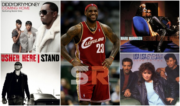 10 R&B Songs For Lebron James' Cleveland Homecoming