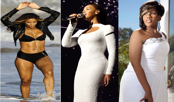 Ciara, Kelly Price & Beyonce Body Breakdown: What's Your Body Type?