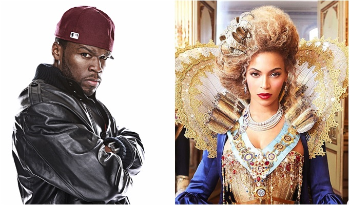 50 Cent Sides With Beck in Grammy Win Over Beyonce