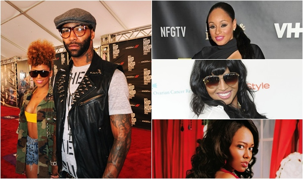 5 Boos That Keep Joe Budden Jumpin Off
