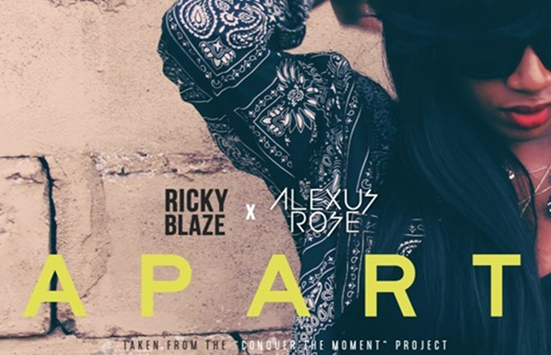 Producer Ricky Blaze Enlists Alexus Rose For Fun Dancehall Track, 'Apart'