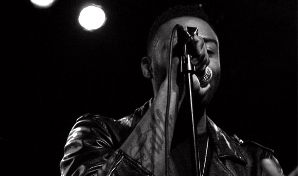 Aaron Camper & Phoenix Rock Out at NYC's Drom