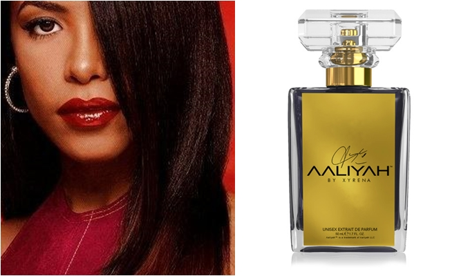 Aaliyah's Family Honors Her With Fragrance