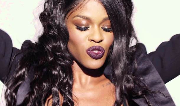 About Face: Azealia Banks Is Vampin