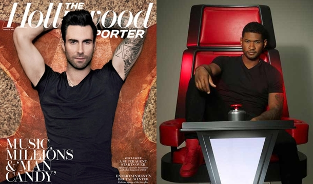 Adam Levine Talks Selling Out With Reality TV, Usher and 'The Voice'