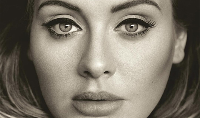 Adele Reveals Album Cover and Tracklist For '25'