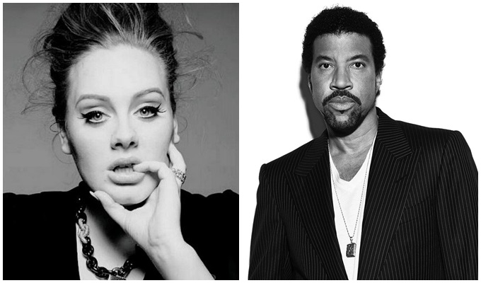 Adele's 'Hello' Spurs Lionel Richie Comparisons, Richie Says A Collab May Be In the Works
