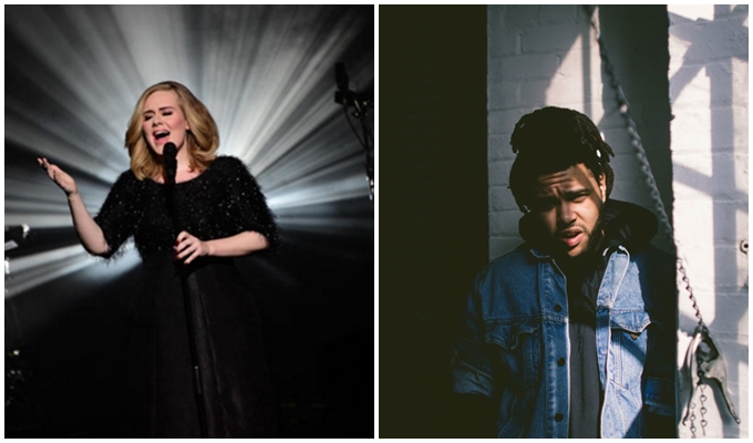 Adele, The Weeknd, More Slated For Grammy Performances