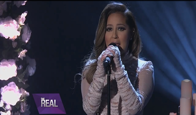 Adrienne Bailon Tributes Selena on 20th Anniversary of Her Passing on 'The Real' (Video)