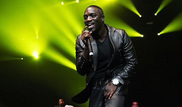 Akon Selected as Performer For 2012 Miss USA