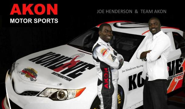 Akon Starts NASCAR Race Team, Hopes to Bring African-Americans in the Sport