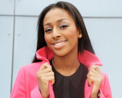 X Factor's Alexandra Burke Takes It Old School, Looks To Aretha and Gladys Knight