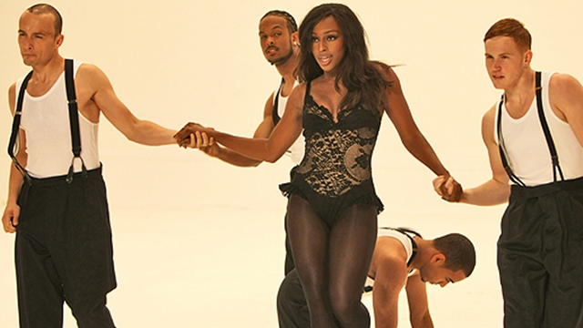 Alexandra Burke – Start Without You Feat. Laza Morgan