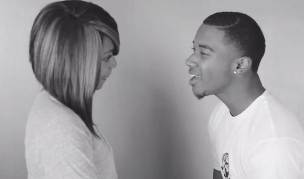 Algee Smith – It Won't Stop ft. Jharee Stephens (Sevyn Streeter Cover)