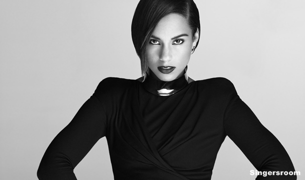 Alicia Keys Designs and Launches Reebok Shoe Collection