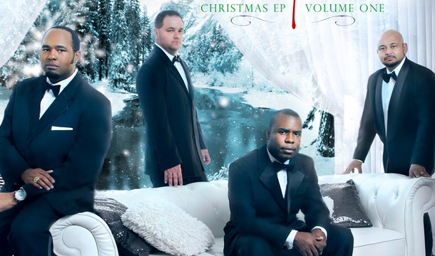 All-4-One Returns With 'Christmas EP – Volume One'