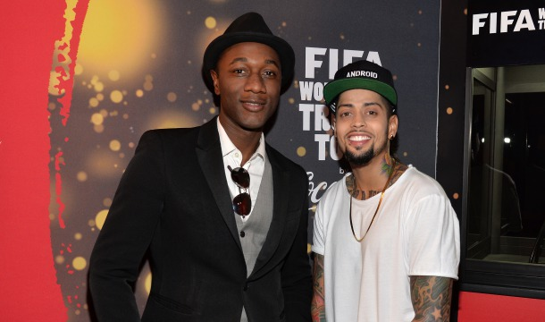 Aloe Blacc X David Correy – The World Is Ours (Coca-Cola 2014 World's Cup Anthem)