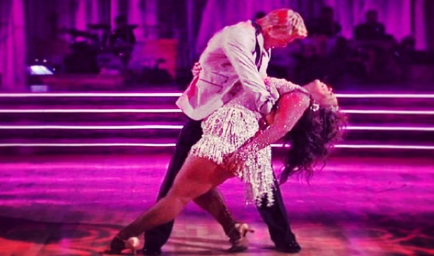 Amber Riley Tops 'Dancing With The Stars' Premiere With Epic Debut