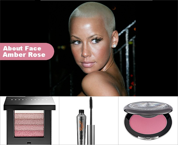 Amber Rose: About Face