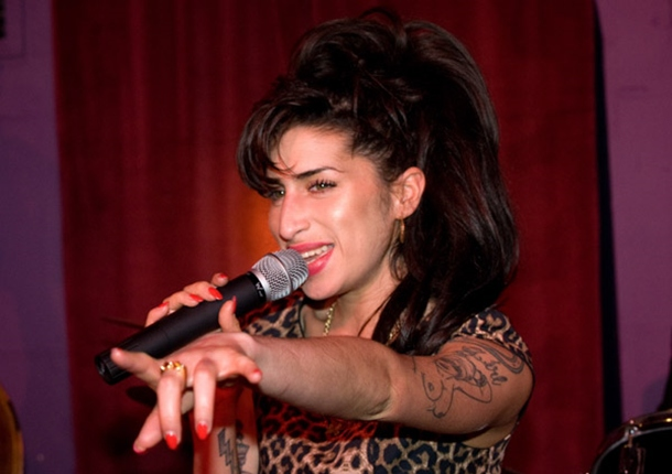 Amy Winehouse's Posthumous Album Tops UK Chart