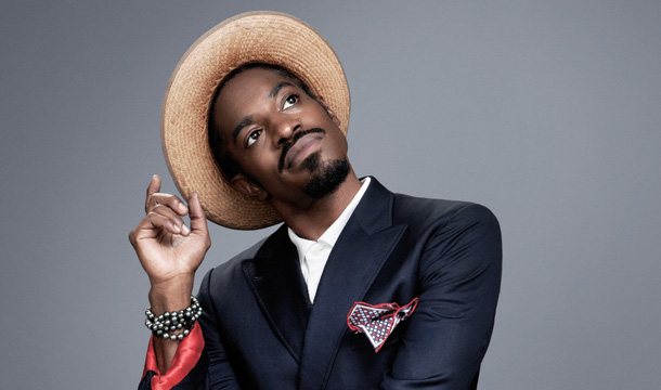 Is Andre 3000 Readying His Music Comeback? (Video)