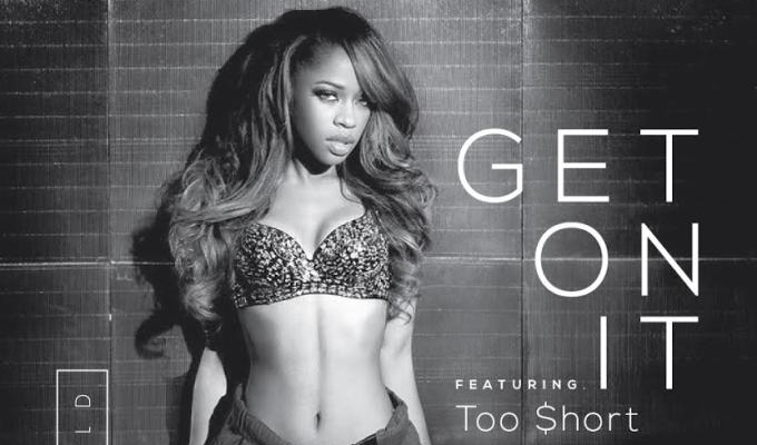 AngelGold – Get On It Ft. Too $hort