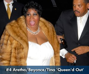 SOUL RECKLESS 08: Aretha, Beyonce, Tina 'Queen'd Out'