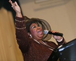 Celebrating Black Music Month: Chart Topping Diva's – Aretha Franklin