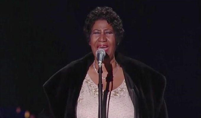 Aretha Franklin Updates On Biopic: 'We're Ready To Sign'