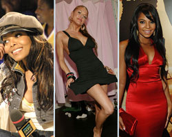 Janet, Ashanti, Fergie and More Spread Love and Free Downloads With Cartier
