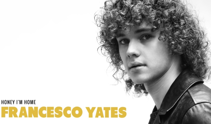 "Atlantic's Francesco Yates Readies Debut EP; Unwraps Amy Winehouse Approved Single, ""Honey I'm Home"""