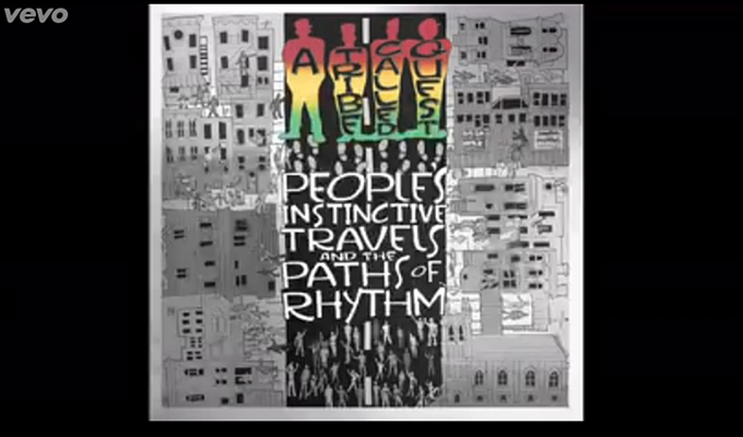 A Tribe Called Quest Taps Cee-Lo For 'Footprints' Remix