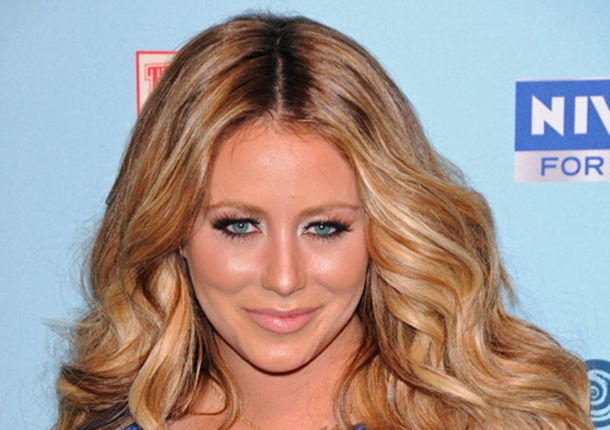 Aubrey O'Day Joins Melanie Fiona, Shontelle With New Solo Record Deal