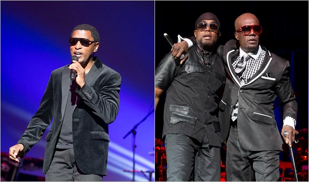 New Jack Swing: Guy and R&B Legend, Babyface, Perform at Madison Square Garden