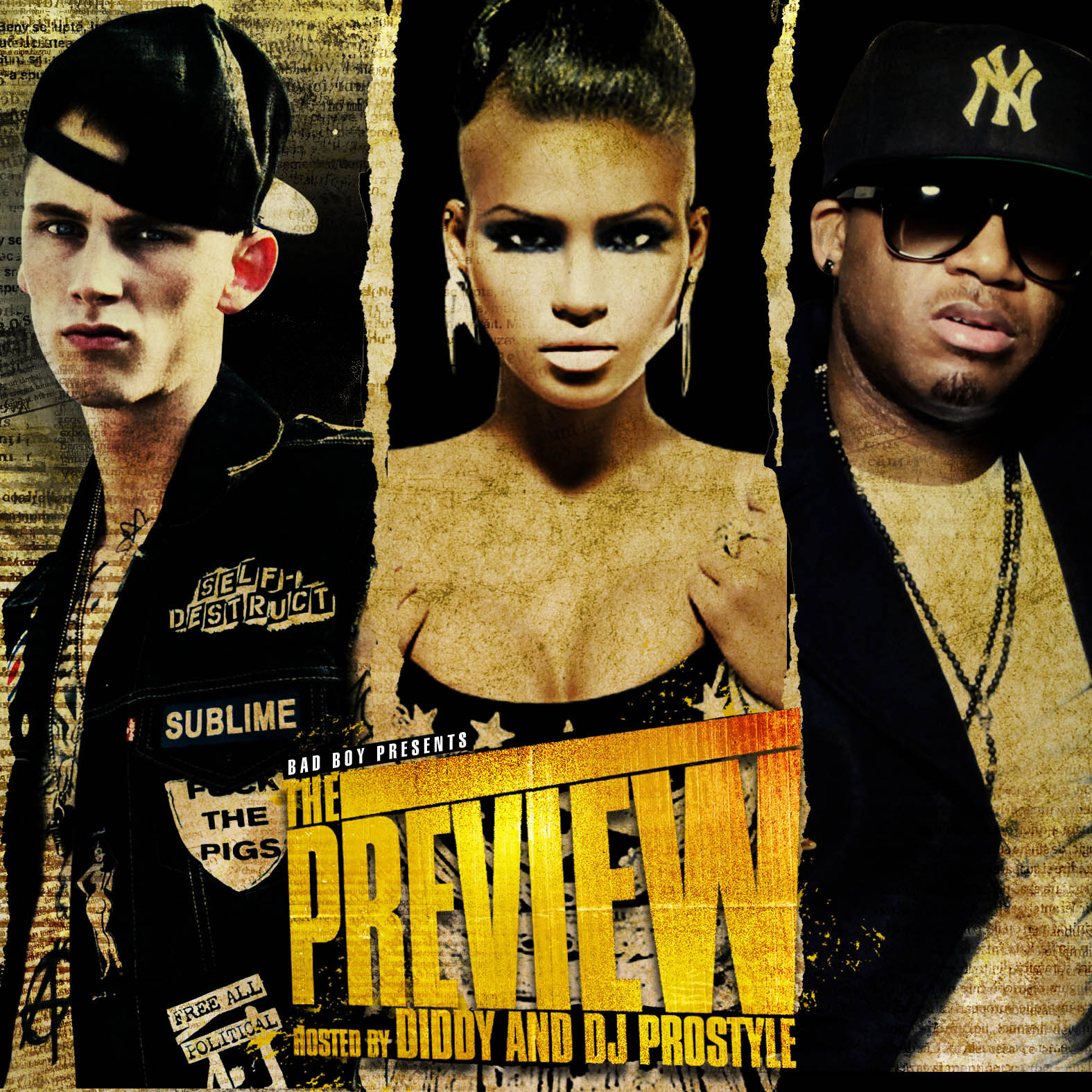 Bad Boy Presents – The Preview Hosted By Diddy and DJ Prostyle