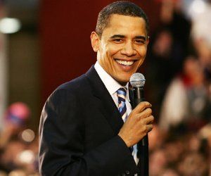 TOP TEN 08′: #4 Barack Obama 'Barack The Vote!'