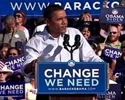 "The Road To November 4th: Obama Says ""We Can't Afford To Slow Down"""