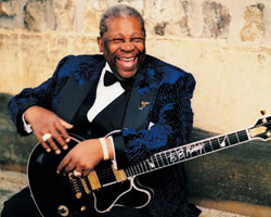 BB King Takes 'One Kind Favor' On The Road