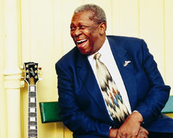 Blues Legend B.B. King To Issue New Album And XM Radio Show This Fall