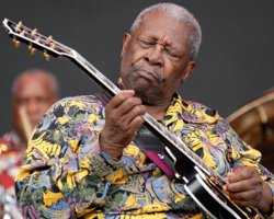 B.B. King's 'One Kind Favor' Sets New Record For Blues Legend