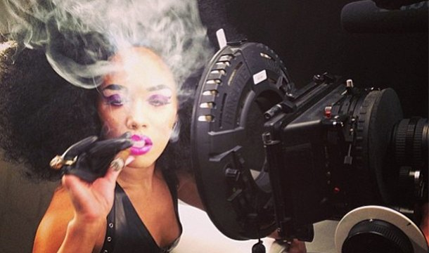 Watch: Behind the Scenes of Kreesha Turner's 'Gimme' Dat' Music Video