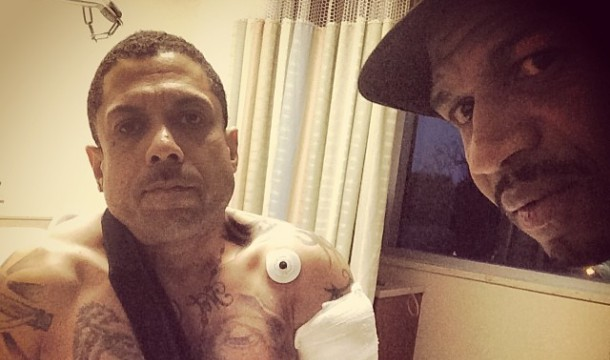 Love & Hip Hop Star Benzino Stable After Being Shot