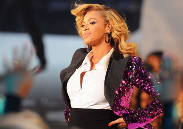 2011 MEMORABLE MOMENTS: Beyonce's Baby Bump (1 of 10)