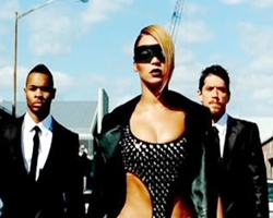 Update: Beyonce Shares Studio Time With Justin and Sean Garrett